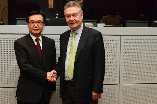 Meeting of the EU-China Joint Committee, 18/10/2014