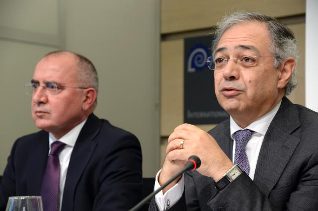 Press conference by Vítor Manuel da Silva Caldeira, President of the European Court of Auditors, on the 2013 annual report on the EU budget
