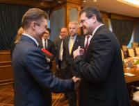 "Illustration of ""Visit of Maroš Šefčovič, Vice-President of the EC, to Russia"""
