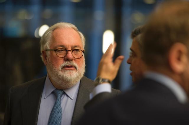 Prestation de serment de Miguel Arias Cañete, membre de la CE, devant la Cour de justice de l'UE