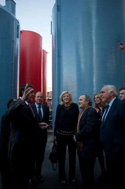 Visit by Corina Creţu, Member of the EC, to Spain