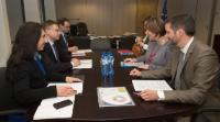 Visit of representatives of the Platform of European Social NGOs to the EC