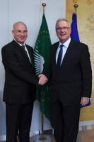 Visit of Smaïl Chergui, Member of the AU Commission in charge of Peace and Security, to the EC
