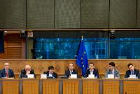 Participation of Tibor Navracsics, Member of the EC, at the EP debate 'Learning about Europe'