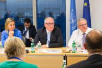 Participation of Frans Timmermans, First Vice-President of the EC, in the 70th session of the United Nations General Assembly