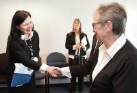 Visite d'une délégation de Victim Support Europe à la CE