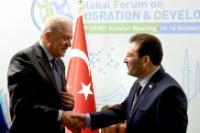 Visit of Dimitris Avramopoulos, Member of the EC, to Turkey