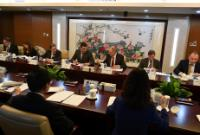 Visit by Vytenis Andriukaitis, Member of the EC, to China