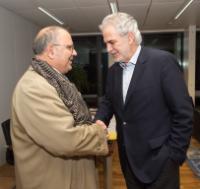 Visit of Nikos Xydakis, Greek Alternate Minister for European Affairs, to the EC