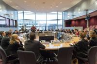Participation of Johannes Hahn, Member of the EC, at the IFI Enhanced Cooperation High Level Meeting with EIB, EBRD, IMF and WBG