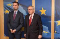 Visit of Władysław Kosiniak-Kamysz, President of the Polish People's Party, to the EC