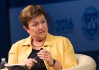 Visit of Kristalina Georgieva, Vice-President of the EC, to the United States