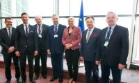 Visit of Members of the Committee of the Regions of the EU (CoR) to the EC