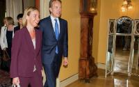 Visit of Federica Mogherini, Vice-President of the EC, to Norway