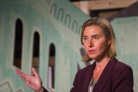 Visite de Federica Mogherini, vice-présidente de la CE, à Oslo