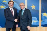 Visit of Victor Ciorbea, Romanian Ombudsman, to the EC