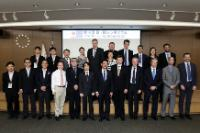 Visit of Valdis Dombrovskis, Vice-President of the EC, to Japan