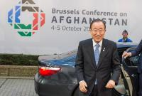 Brussels Conference on Afghanistan, 04-05/10/2016 (2nd day)