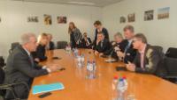 Visit of Members of the Danish Parliament to the EC