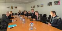 Visit of Members of the Danish Parliament to the EC