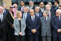 Visit of Federica Mogherini, Vice-President of the EC and Johannes Hahn, Member of the EC, to France