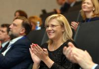 Visit of Corina Creţu, Member of the EC, to Lithuania