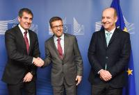 Visit of Fernando Clavijo, President of the Regional Government of the Canaries, to the EC