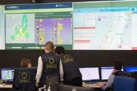 The Emergency Response Coordination Centre (ERCC)