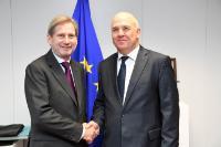 Visite de Nils Muižnieks, commissaire chargé des Droits de l'Homme au Conseil de l'Europe, à la CE