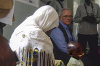 Visite de Neven Mimica, membre de la CE, au Tchad
