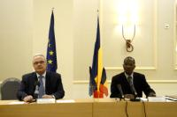 Visit by Neven Mimica, Member of the EC, to Chad