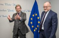Visit of Srdjan Darmanović, Montenegrin Minister for Foreign Affairs, to the EC