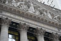 Capital Markets, New York Financial Centre and Stock Exchange, United States
