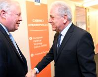 Visit of Thomas A. Shannon, US Under Secretary of State for Political Affairs, to the EC
