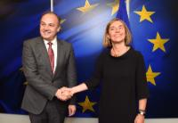 Visit of Enver Hoxhaj, Kosovan Minister for Foreign Affairs, to the EC