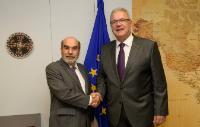 Visit of José Graziano da Silva, Director General of the FAO, to the EC