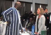 Visit of Federica Mogherini, Vice-President of the EC, to Liberia