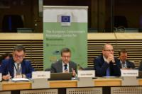 Participation of Tibor Navracsics and Carlos Moedas, Members of the EC, in the launch event of the European Commission's Bioeconomy Knowledge Centre