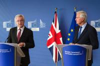 Press statement by Michel Barnier, Chief Negotiator and Head of the Taskforce of the EC for the Preparation and Conduct of the Negotiations with the United Kingdom under Article 50 of the TEU, and David Davis, British Secretary of State for Exiting the European Union