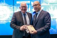 Participation of Frans Timmermans, First Vice-President of the EC, in the Internal Audit Service Conference 2017