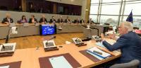 Visit of representatives of the UK House of Commons Committee on Exiting the EU, to the EC