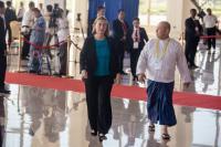 Visit by Federica Mogherini, Vice-President of the EC, to Myanmar