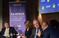 Participation de Dimitris Avramopoulos, membre de la CE, à l'événement organisé par Politico - 'UE-Afrique: renforcer un partenariat durable'