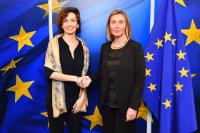 Visit of Audrey Azoulay, Director-General of the United Nations Education, Scientific and Cultural Organization (Unesco), to the EC