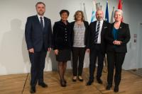 Statement of Corina Creţu, Member of the EC, on the occasion of the handover of a joint manifesto on the future of cohesion policy by the presidents or representatives of regions from 4 different member states