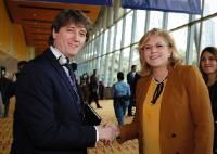 Visit by Corina Creţu, Member of the EC, to Malaysia