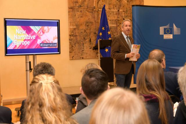 Closing event 'New Narrative for Europe', with the participation of Tibor Navracsics, Member of the EC