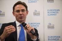 Participation of Jyrki Katainen, Vice-President of the EC, at the Back from Davos Conference