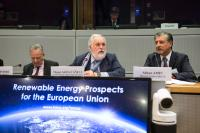 Participation of Miguel Arias Cañete, Member of the EC, to the launch of the IRENA report 'Renewable Energy Prospects in the EU
