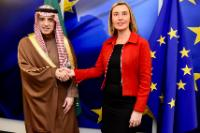 Visit of Adel Al-Jubeir, Saudi Arabian Minister for Foreign Affairs, to the EC